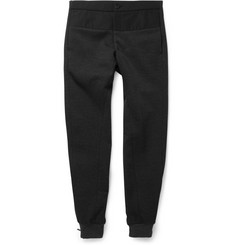 Wooyoungmi Tapered Wool-Blend Jersey Trousers