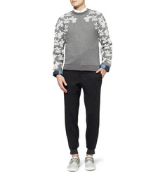 Wooyoungmi Printed Loopback Cotton Sweatshirt