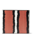 Givenchy - Striped Water Snake Billfold Wallet