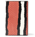 Givenchy - Striped Water Snake Cardholder