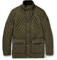 Belstaff Chesford Quilted Techno-Poplin Jacket