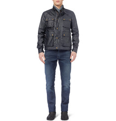 Belstaff Burgess Waxed-Cotton Jacket