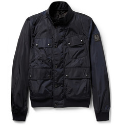 Belstaff Brayfield Coated Bomber Jacket