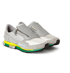 Raf Simons x Adidas Rising Star 1 Leather Sneakers