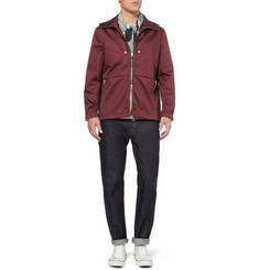 PS by Paul Smith Showerproof Coated-Cotton Lightweight Jacket