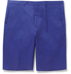 PS by Paul Smith Regular-Fit Cotton-Twill Shorts
