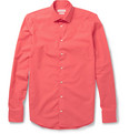 Richard James - Slim-Fit Cotton-Poplin Shirt