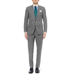 Thom Sweeney Grey Weighouse Wool Suit