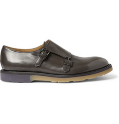 Paul Smith Shoes & Accessories Leather Double Monk-Strap Shoes
