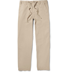 Hartford Regular-Fit Lightweight Cotton Chinos