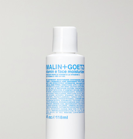 Malin + Goetz Vitamin E Face Moisturiser 118ml