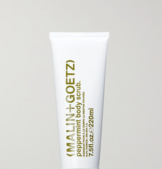 Malin + Goetz Peppermint Body Scrub 220ml