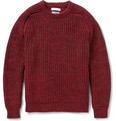 Richard James - Wool and Cotton-Blend Sweater