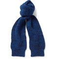 Richard James - Wool and Cotton-Blend Scarf