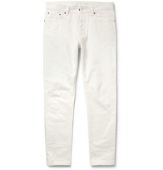 AMI Slim-Fit Dry Denim Jeans