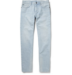 Burberry Brit Shoreditch Slim-Fit Washed-Denim Jeans