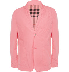 Burberry Brit Unstructured Washed-Cotton Jacket
