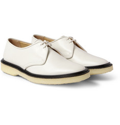 Adieu Type 1 Crepe-Sole Leather Derby Shoes