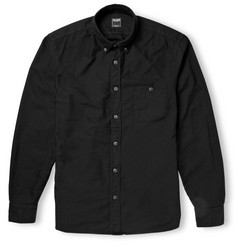 Todd Snyder Button-Down Collar Cotton Oxford Shirt
