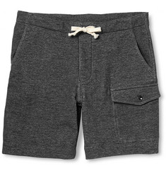 Todd Snyder Melange Cotton Shorts