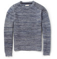 Folk - Tuck Knitted Cotton Sweater