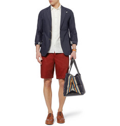 Oliver Spencer Regular-Fit Cotton Shorts