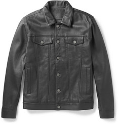 Marc by Marc Jacobs Slim-Fit Leather Jacket