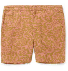 Marc by Marc Jacobs Printed Woven-Cotton Shorts