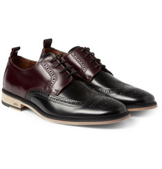 AMI Two-Tone Wingtip Brogues