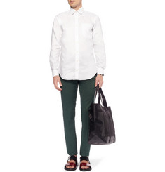 J.W.Anderson Slim-Fit Cotton-Pique Shirt