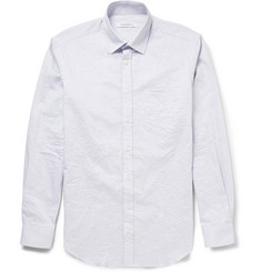 J.W.Anderson Slim-Fit Creased-Cotton Shirt