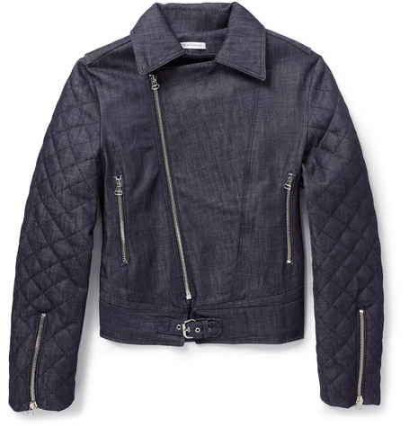 J.W.Anderson Denim Biker Jacket
