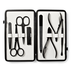 Czech & Speake - Leather-Bound Manicure Set