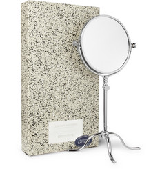 Czech & Speake Chrome Shaving Mirror