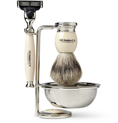 D R Harris - Four Piece Shaving Set