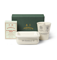 D R Harris Soap Kit