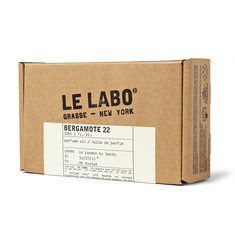 Le Labo Bergamote 22 Perfume Oil 30ml