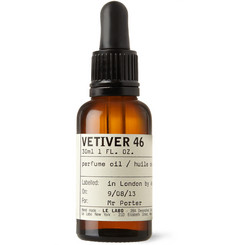 Le Labo Vetiver 46 Perfume Oil, 30ml