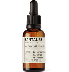 Le Labo Santal 33 Perfume Oil, 30ml