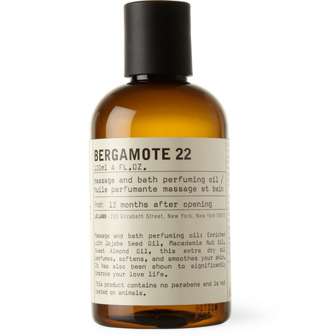 Le Labo Bergamote 22 Body Oil 120ml