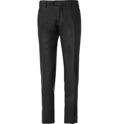 MP di Massimo Piombo Regular-Fit Linen Trousers