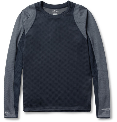 Nike x Undercover Gyakusou Dri-Fit Long-Sleeved Running T-Shirt