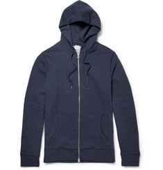 Sunspel Loopback Cotton-Jersey Hoodie