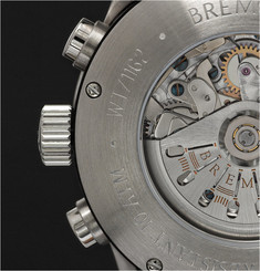 Bremont ALT1-WT/WH World Timer Automatic Chronograph Watch