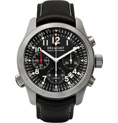 Bremont ALT1-Pilot/BK Automatic Chronograph Watch