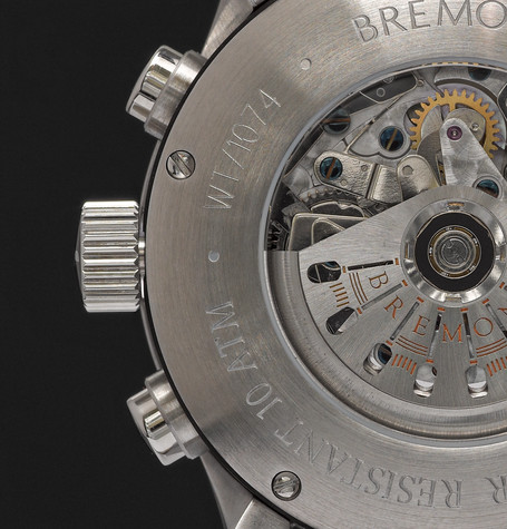 Bremont ALT1-WT/BL World Timer Automatic Chronograph Watch