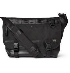 Porter Yoshida Kaban Heat Canvas Messenger Bag