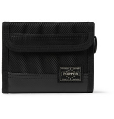 Porter-Yoshida & Co Heat Canvas Wallet