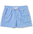 Frescobol Carioca - Ipanema Mid-Length Printed Swim Shorts