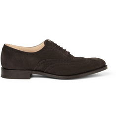 Church's New York Suede Brogues